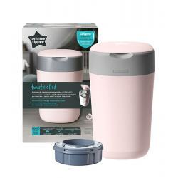 Tomme Tippee TWIST & CLICK Rosa