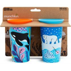 MUNCHKIN Pack Miracle 265ml oso-orca