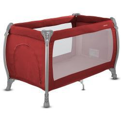 Inglesina LODGE travel bed Brick red