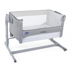 CHICCO Minicuna Next2Me Magic Cool Grey