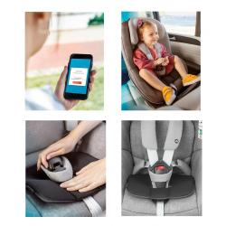 Maxi Cosi e-Safety black