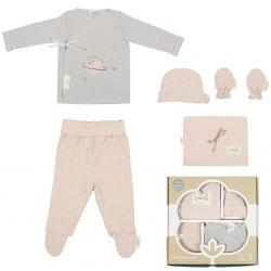 Bimbi Casual Set 5 piezas Bebe planet ro