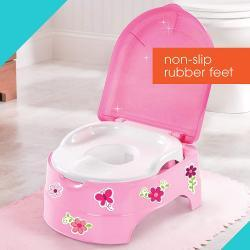 Summer Infant Orinal Potty Pink