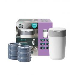 Tomme Tippee Pack T&C Blanco y 6 recambi
