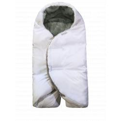 7AM K Nido Winter Infant Wrap white