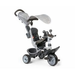 Smoby Triciclo Baby driver confort gris