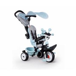 Smoby Triciclo Baby drive confort azul