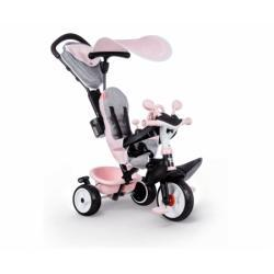 Smoby Triciclo Baby drive confort rosa