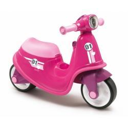 Smoby Triciclo scooter rosa