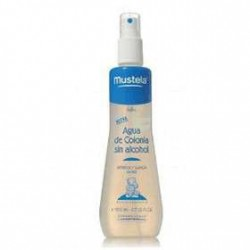 Mustela colonia 200ml sin alcohol