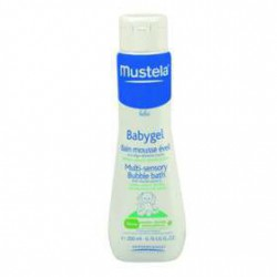 mustela babygel 200ml