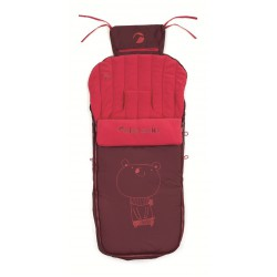 Jane Saco Silla Nest Plus Red R83.