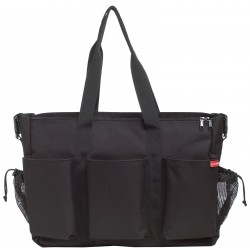 Skip Hop bolso double black