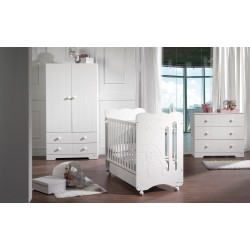 MICUNA BASIC COPITO BLANCO CUNA DE 120 X