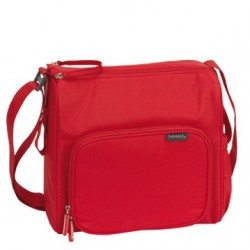 BEBE DUE BOLSA MATERNAL PB RED