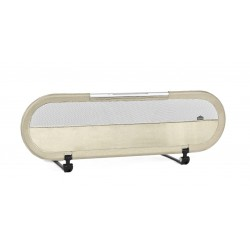 Barrera cama Babyhome side light Sand