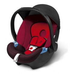 Cybex Aton Basic Rumba Red