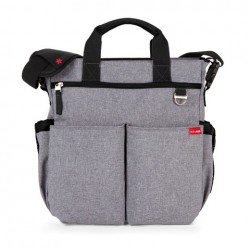 SKIP HOP DUO HEATHER GREY.