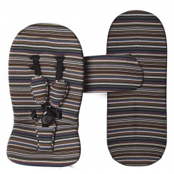 MIMA SOFT PACK XARI AUTUMM STRIPES 2G